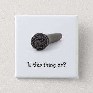 Badge Microphone