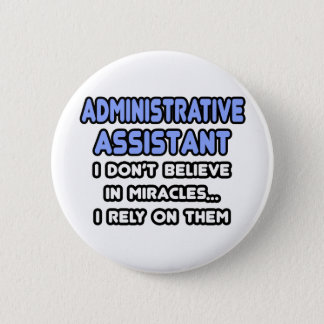 Badge Miracles et assistants administratifs