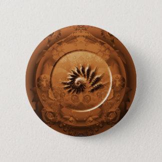 Badge Miroir fossile de fractale