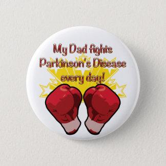 Badge Mon papa combat le palladium chaque jour !