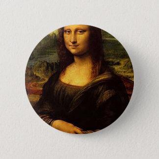 Badge Mona Lisa