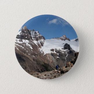 Badge Montagnes de parc national de glacier, Argentine 2