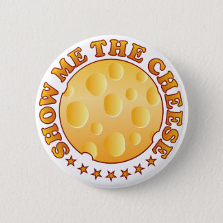 Badge Montrez le fromage Brown