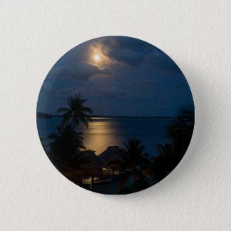 Badge Moon on bora bora