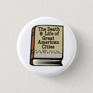 Badge Mort de Jacobs et vie de grand Pin américain de
