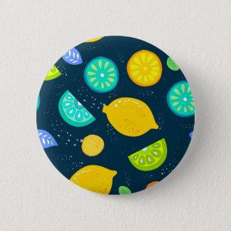 Badge Motif de citron