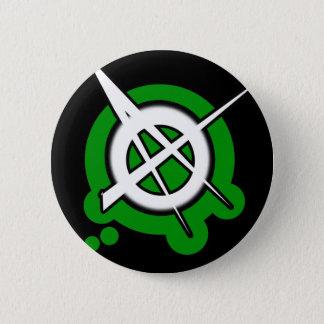 Badge musique punk de PUNK ROCK d'ANARCHIE de filles de