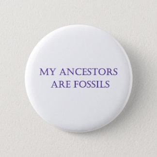 Badge Myancestors sont des fossiles