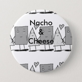 Badge Nacho et fromage