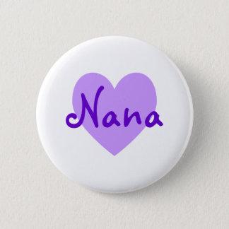 Badge Nana dans le pourpre