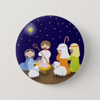 Badge Nativité du seigneur