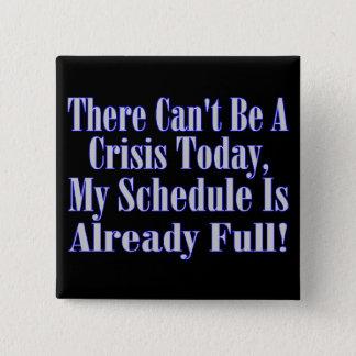 Badge Ne peut pas être une crise