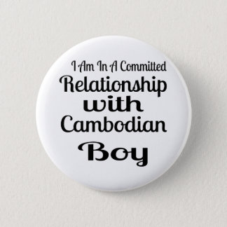 Badge Ne sous-estimez jamais CambodianDaddy