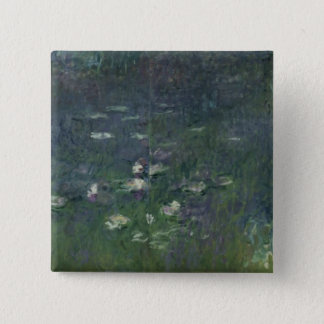 Badge Nénuphars de Claude Monet | : Matin, 1914-18