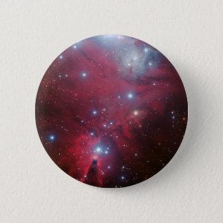 Badge NGC 2264 et le groupe d'arbre de Noël