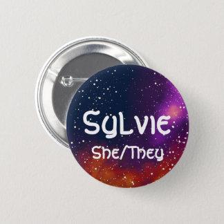 Badge _nommé + Galaxie personnalisable de pronoms