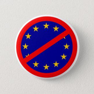 Badge Non à l'UE
