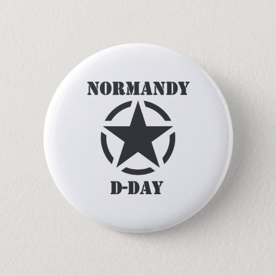 Badge Normandy D-Day