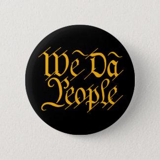 Badge Nous BOUTON de personnes du DA