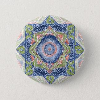 Badge Nouveau réveillez la version de chakra, reiki,