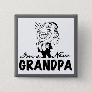 Badge Nouveaux T-shirts et cadeaux de sourire de