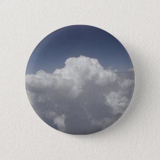 Badge Nuages à 30.000 pieds d'une fenêtre d'avion