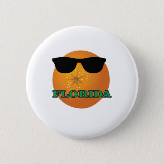 Badge nuances vertes de la Floride