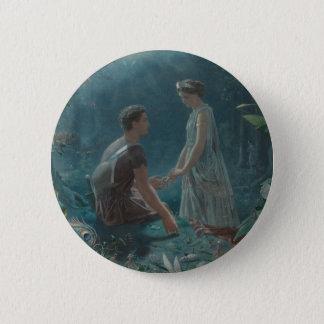 Badge Nuit d'été Hermia et Lysander