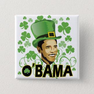 Badge O'Bama 2009 de St Patrick