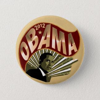 Badge Obama pour le président 2012