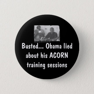 Badge obamaacorn, éclaté… Obama a menti au sujet de son
