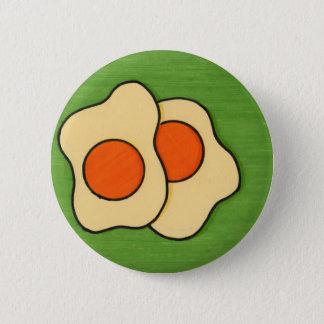 Badge Oeufs d'un plat