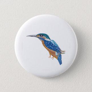 Badge Oiseau de martin-pêcheur