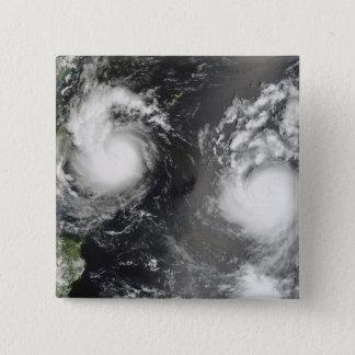 Badge Ouragan Saomai et tempête tropicale Bopha