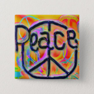 Badge paix