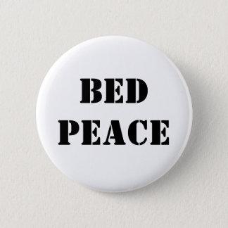 Badge Paix de lit