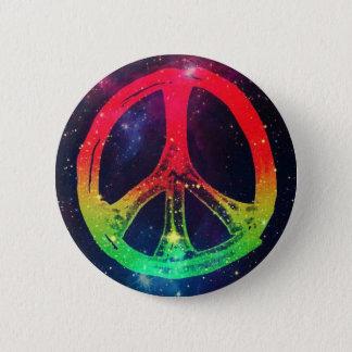 Badge Paix de Rasta