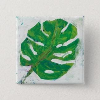 Badge Palmette tropicale de |