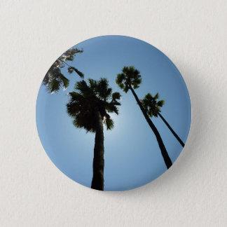 Badge Palmiers Los Angeles Hollywood Etats-Unis