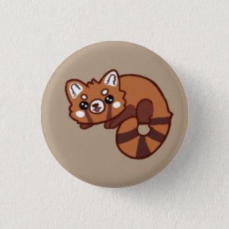 Badge Panda rouge