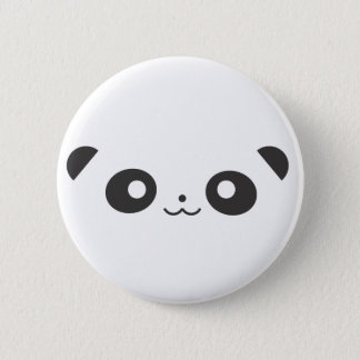 Badge Panda semi-transparent
