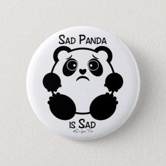Badge Panda triste