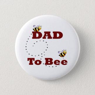 Badge Papa à être