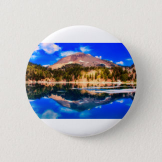 Badge Parc national volcanique de Lassen