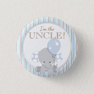 Badge Partie de baby shower faite sur commande je suis