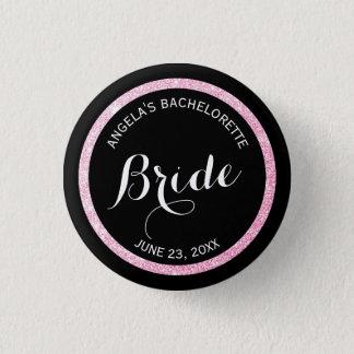 Badge Partie de Bachelorette de jeunes mariées de