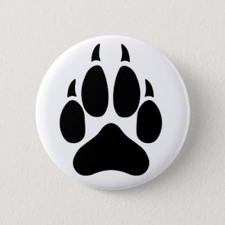 Badge Patte de loup