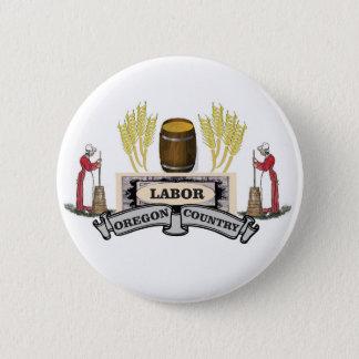 Badge pays de travail de l'Orégon