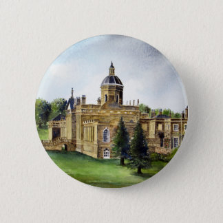Badge Peinture d'aquarelle de Howard North Yorkshire de