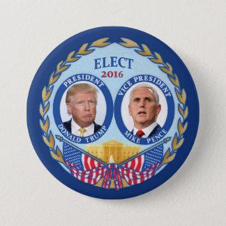 Badge Penny de Donald Trump et de Mike